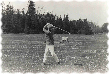 Golf comes to Esquimalt in 1893
